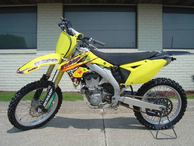 2014 Suzuki RM-Z450 in Winterset, Iowa