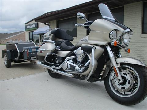 2009 Kawasaki Vulcan® 1700 Voyager® ABS in Winterset, Iowa - Photo 3