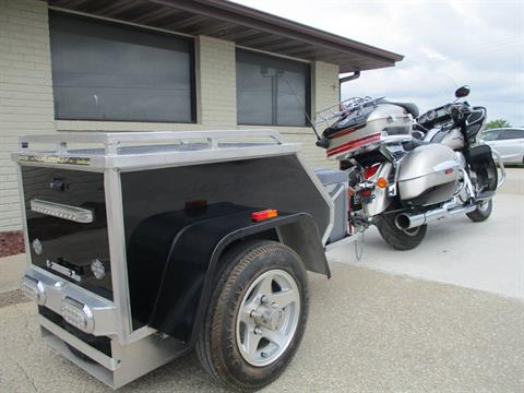 2009 Kawasaki Vulcan® 1700 Voyager® ABS in Winterset, Iowa - Photo 5