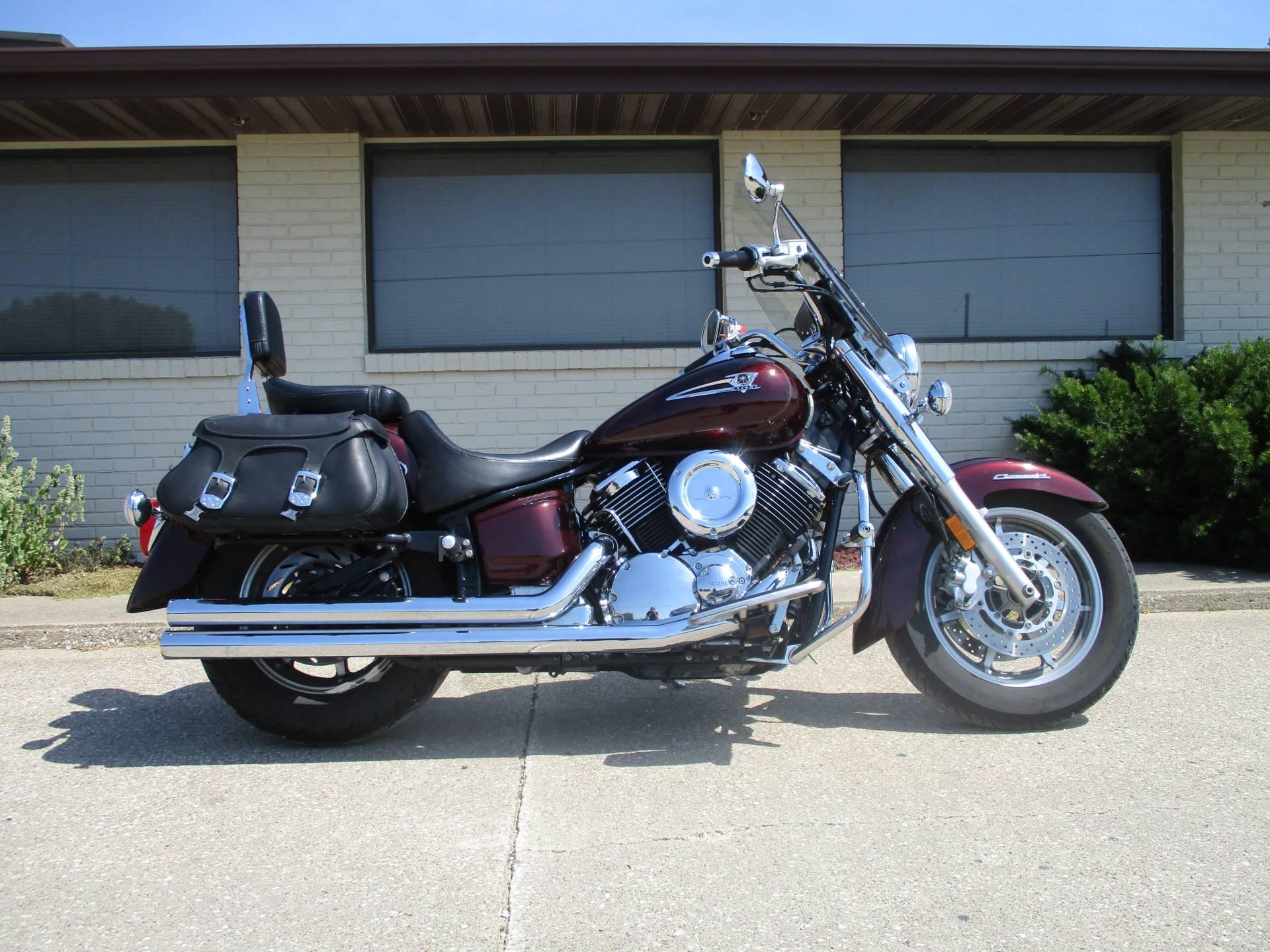 Used 2007 Yamaha V Star® 1100 Silverado® Motorcycles in Winterset ...