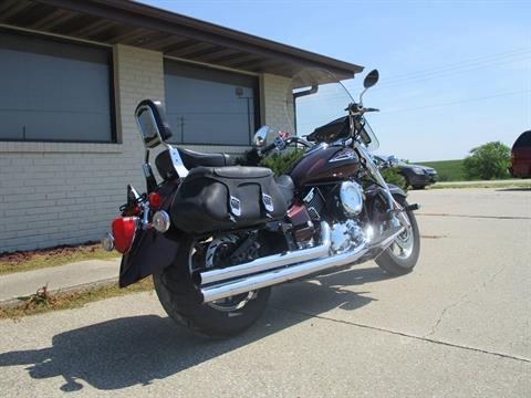 2007 Yamaha V Star® 1100 Silverado® in Winterset, Iowa