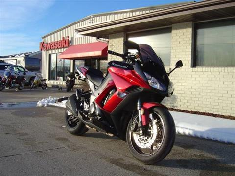 2011 Kawasaki Ninja® 1000 in Winterset, Iowa