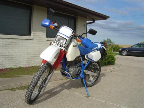 1990 Suzuki DR350S in Winterset, Iowa