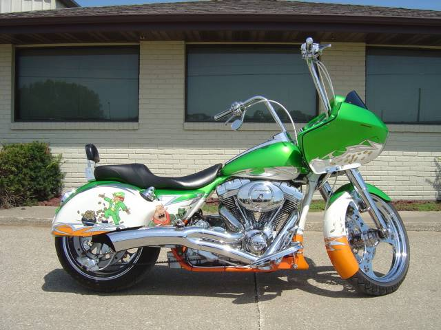 2005 Harley-Davidson FLTRI Road Glide® in Winterset, Iowa