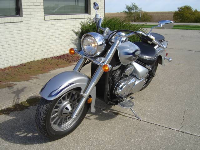 2008 Suzuki Boulevard C50C in Winterset, Iowa - Photo 4