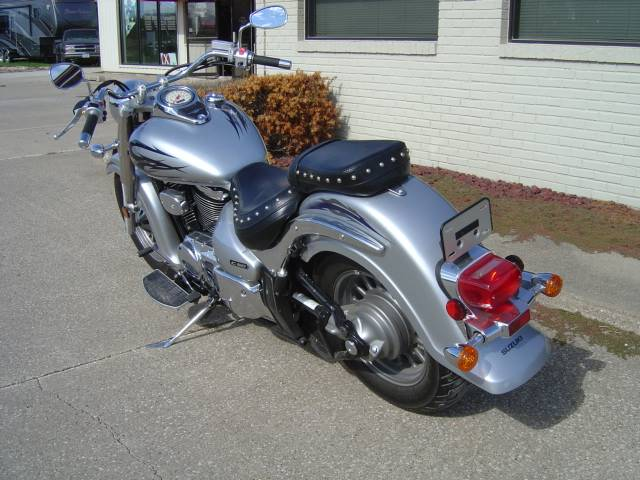 2008 Suzuki Boulevard C50C in Winterset, Iowa - Photo 6