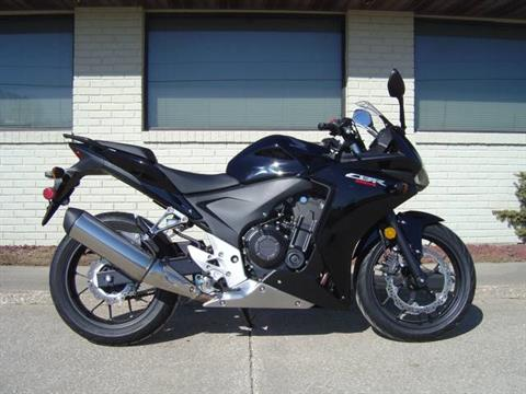 2015 Honda CBR®500R in Winterset, Iowa