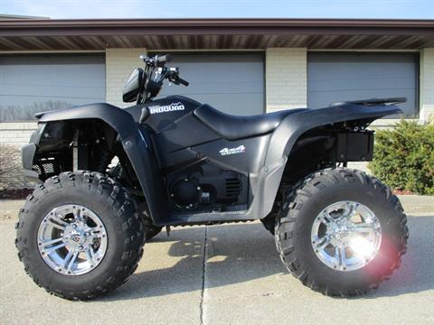 2017 Suzuki KingQuad 500AXi Power Steering Special Edition in Winterset, Iowa - Photo 2