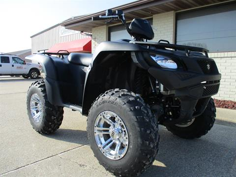 2017 Suzuki KingQuad 500AXi Power Steering Special Edition in Winterset, Iowa - Photo 3