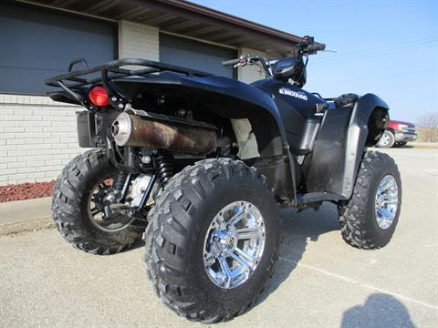 2017 Suzuki KingQuad 500AXi Power Steering Special Edition in Winterset, Iowa - Photo 5