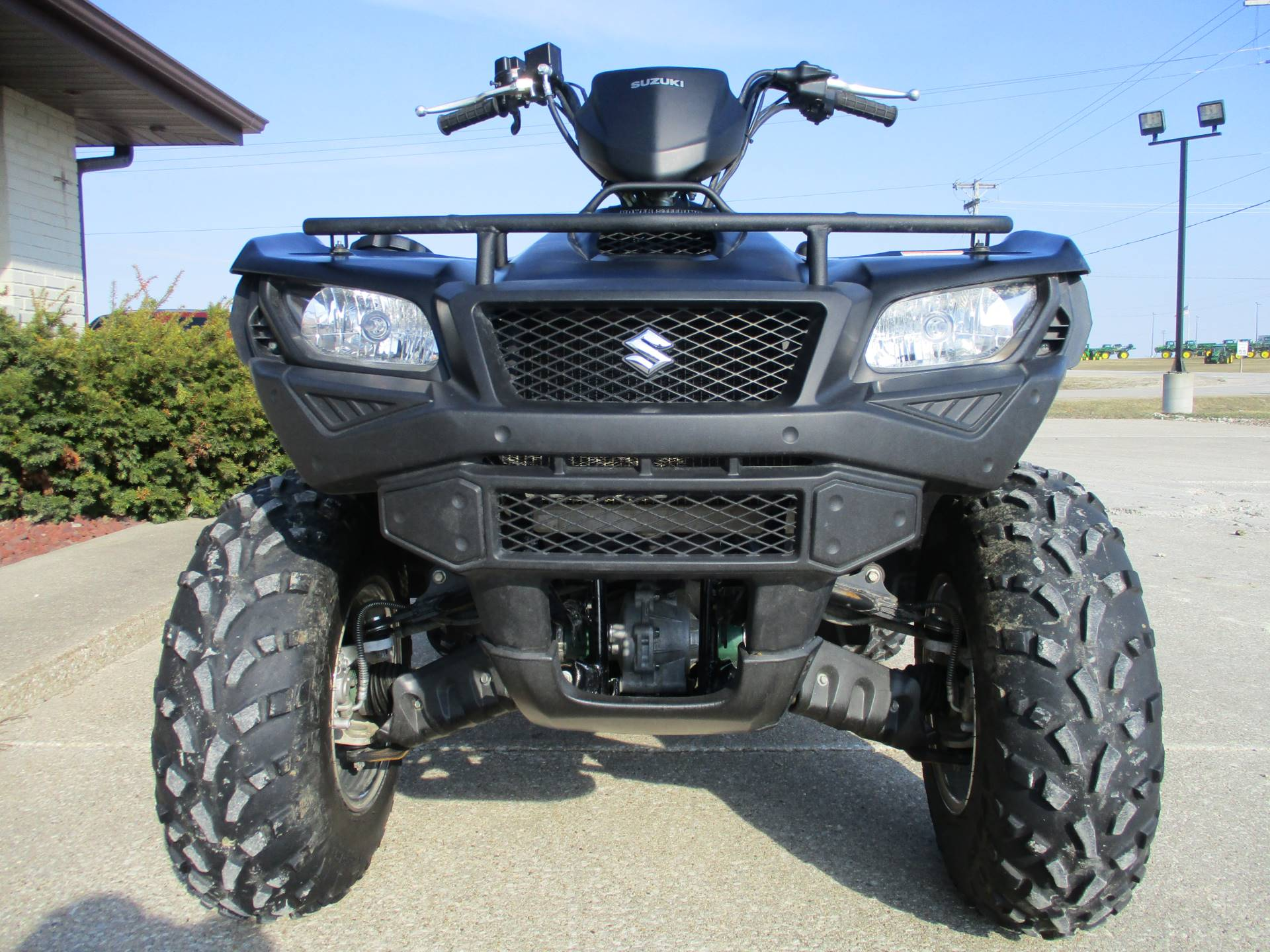 2017 Suzuki KingQuad 500AXi Power Steering Special Edition in Winterset, Iowa - Photo 7