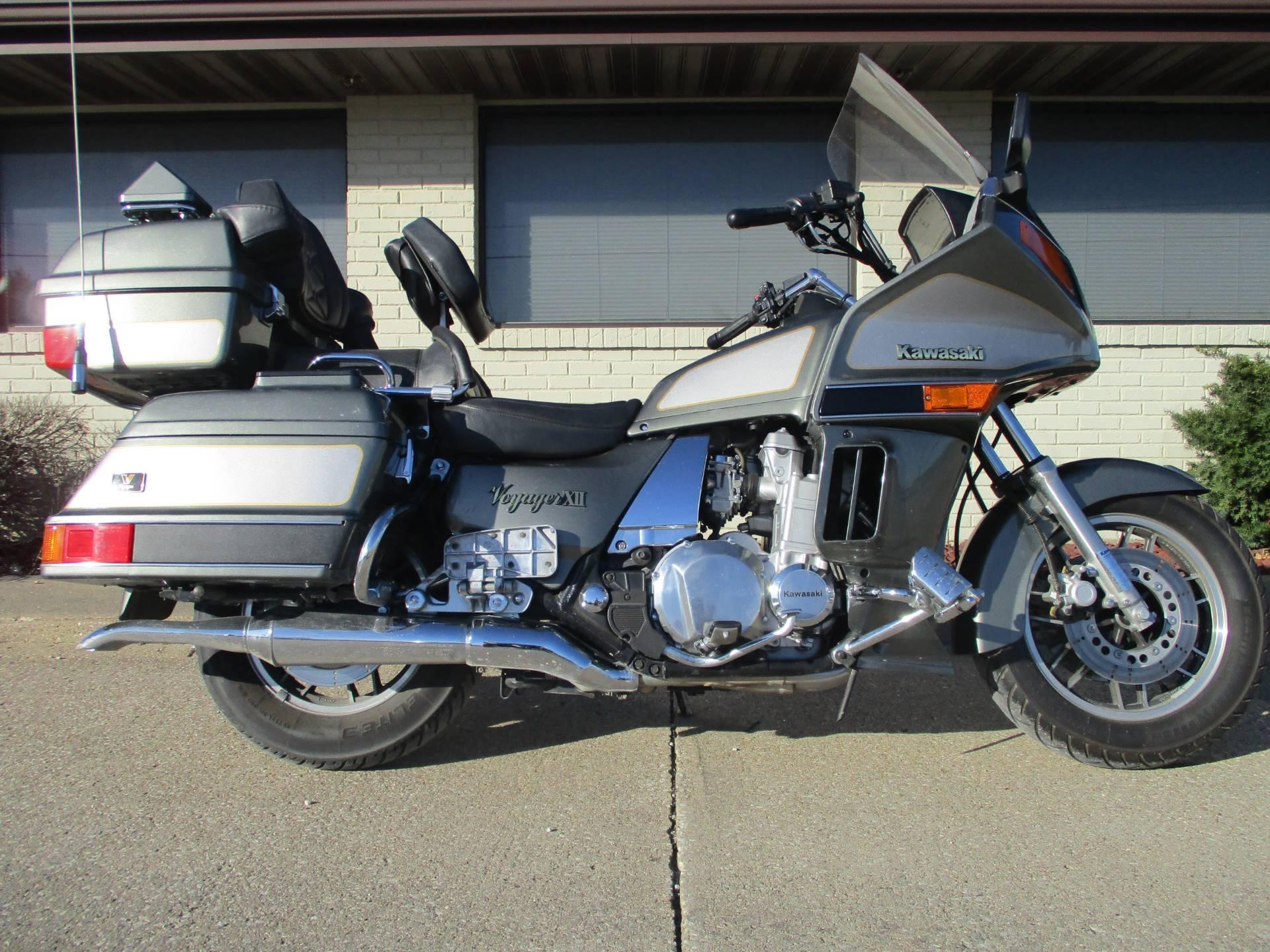 2003 Kawasaki Voyager XII 1