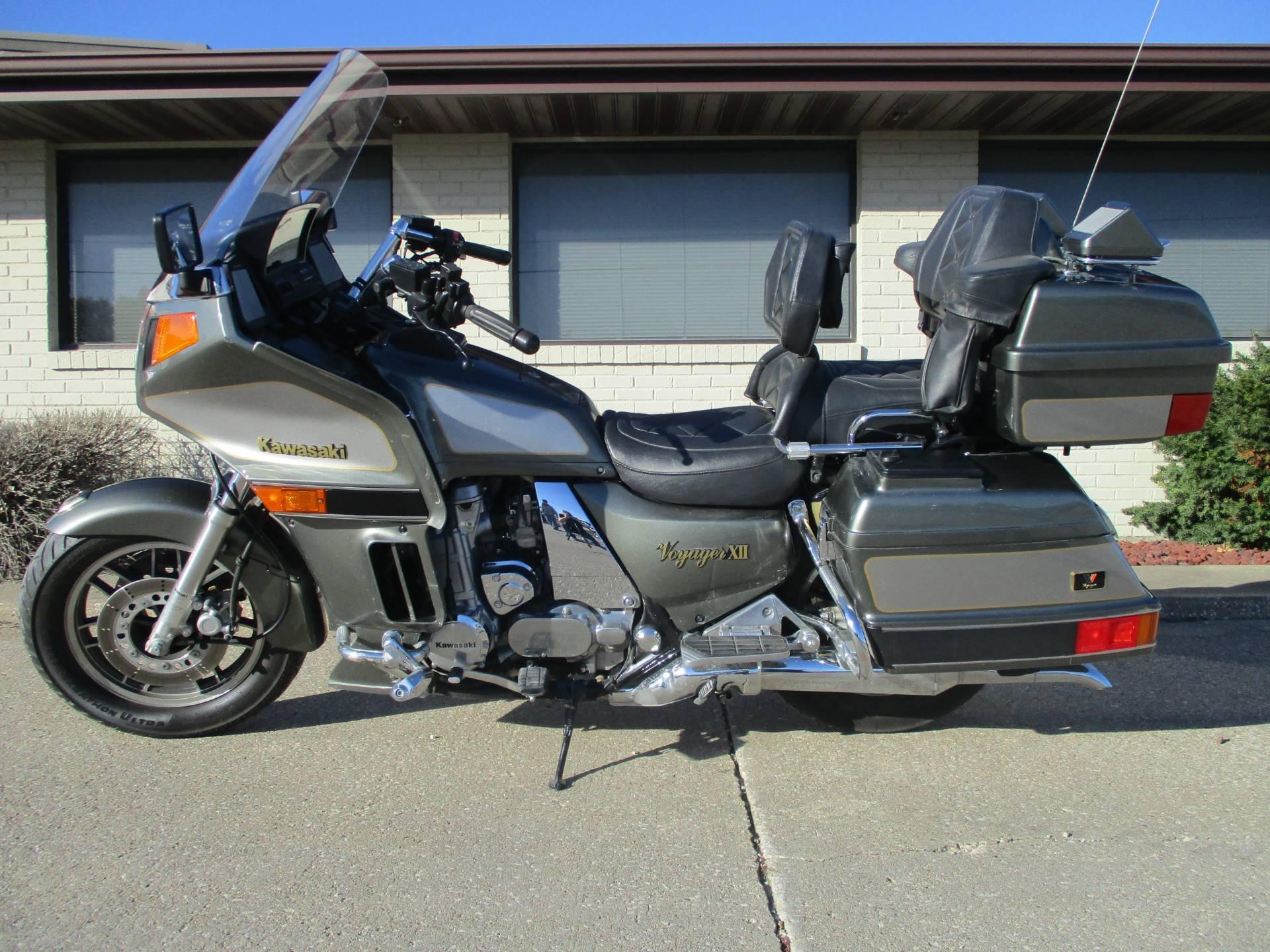 2003 Kawasaki Voyager XII 2