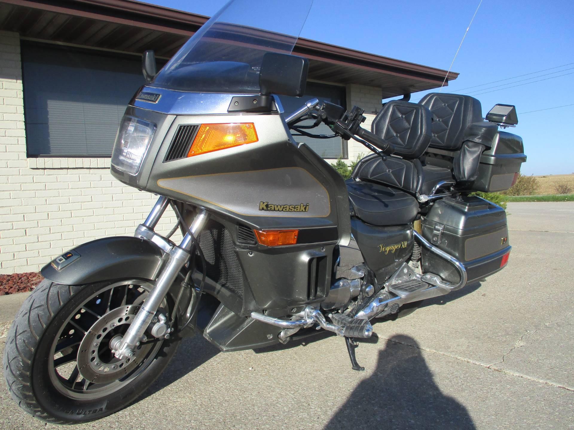 2003 Kawasaki Voyager XII 4