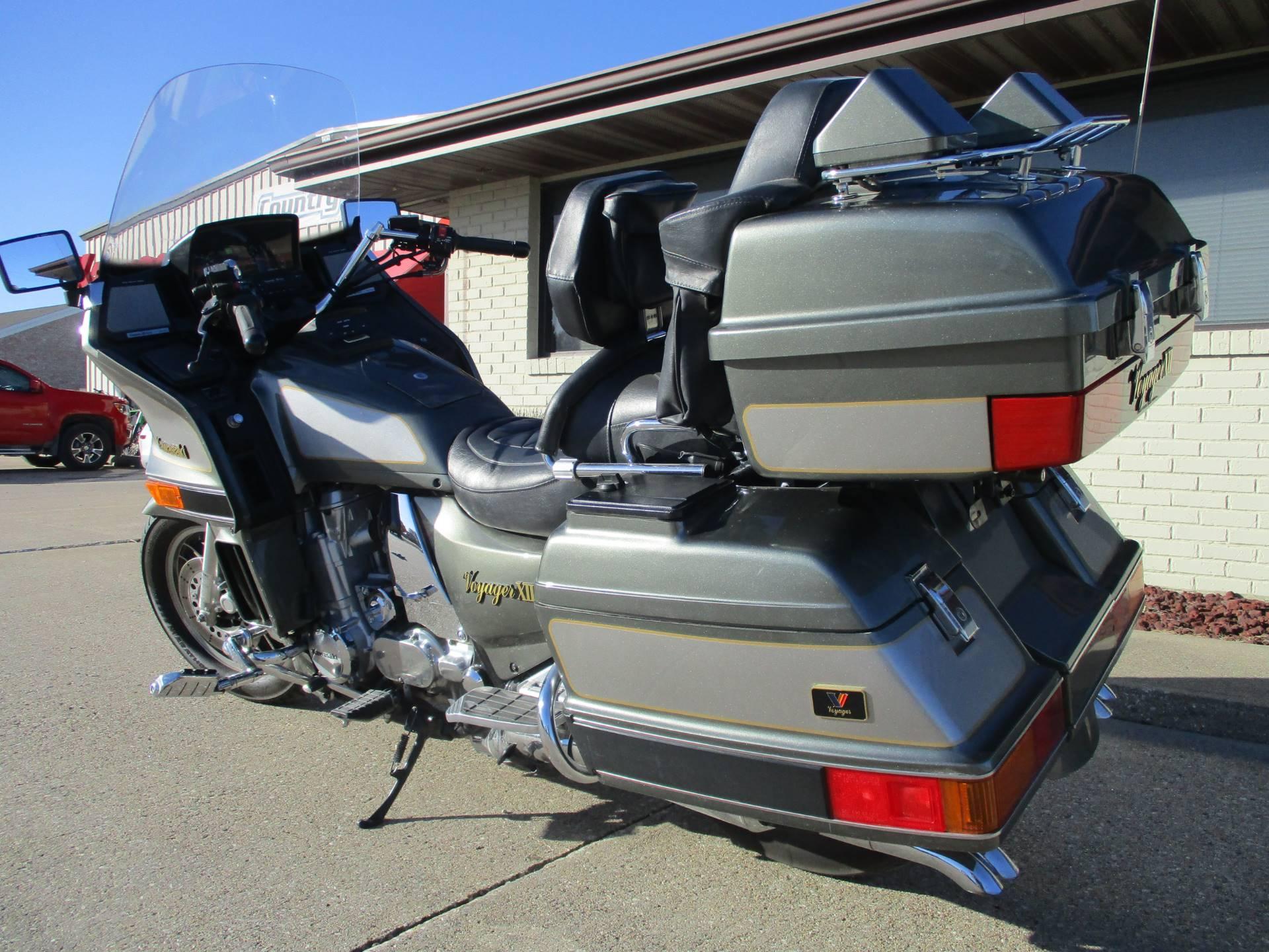 2003 Kawasaki Voyager XII 6