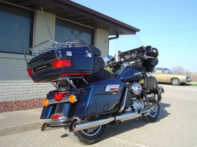 2012 Harley-Davidson Electra Glide® Ultra Limited in Winterset, Iowa