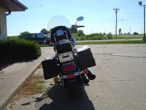 2007 Suzuki Boulevard C90T in Winterset, Iowa
