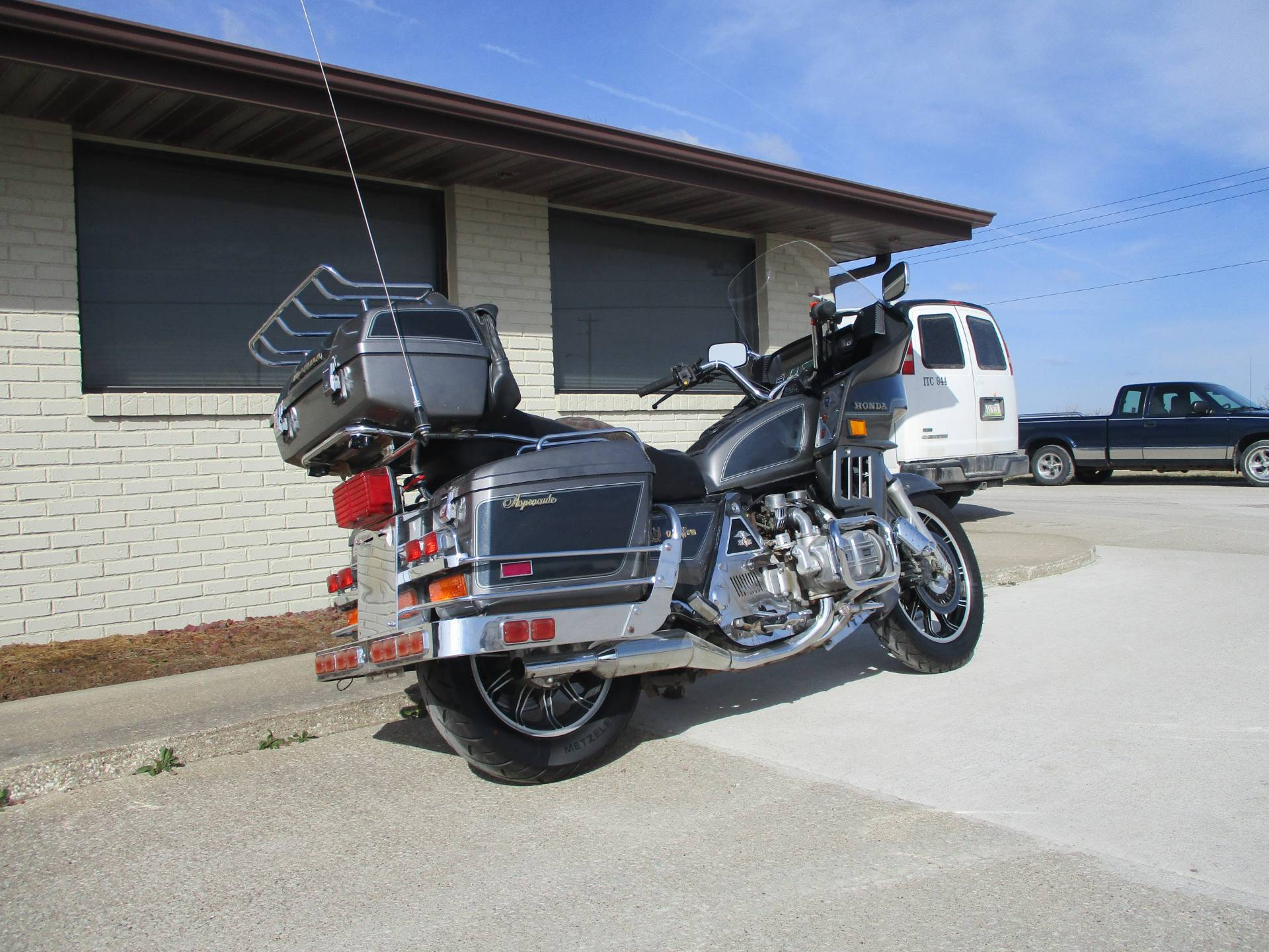 1983 Honda GL1100 in Winterset, Iowa - Photo 5