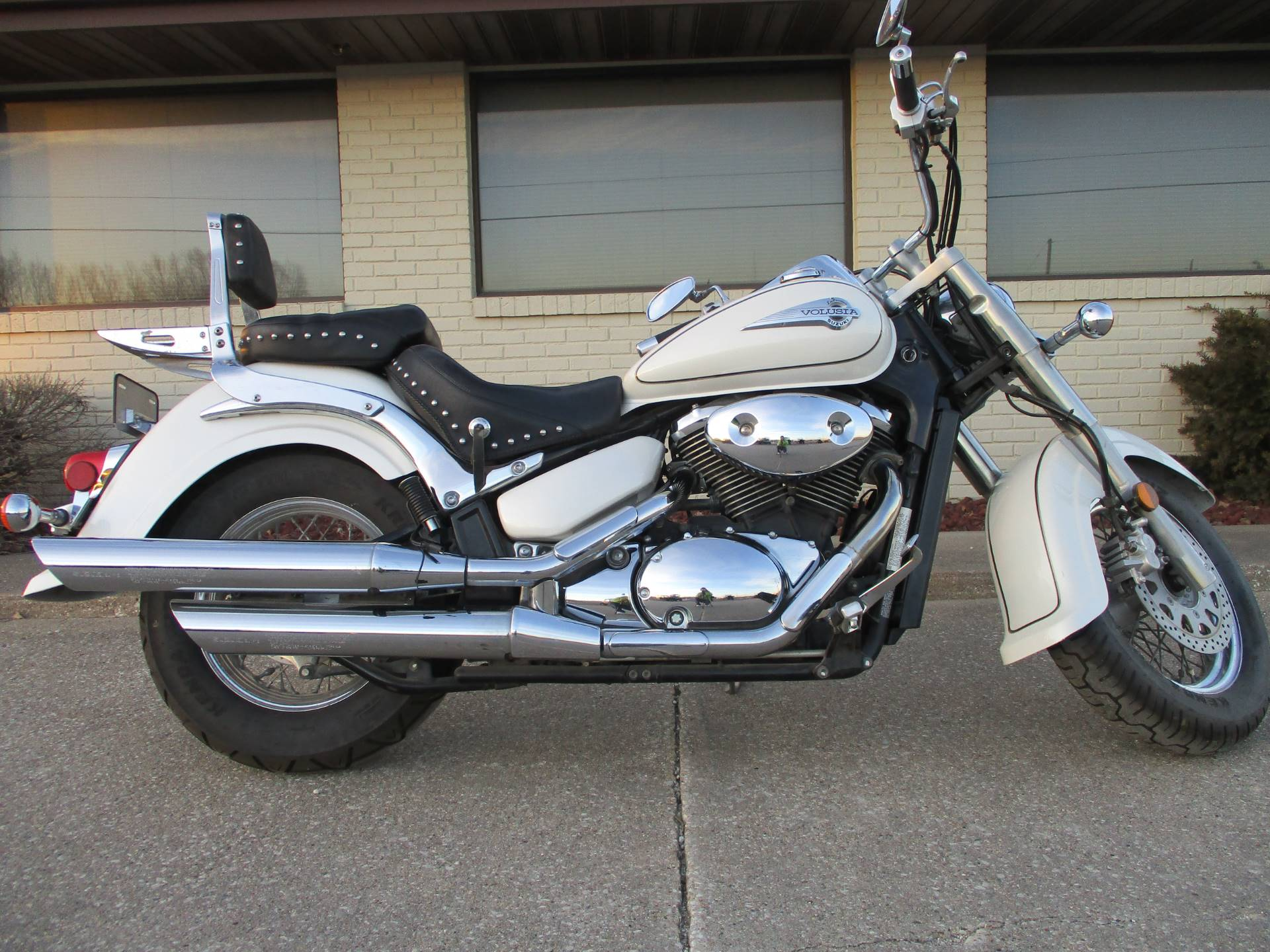 2003 Suzuki Intruder® Volusia in Winterset, Iowa - Photo 1