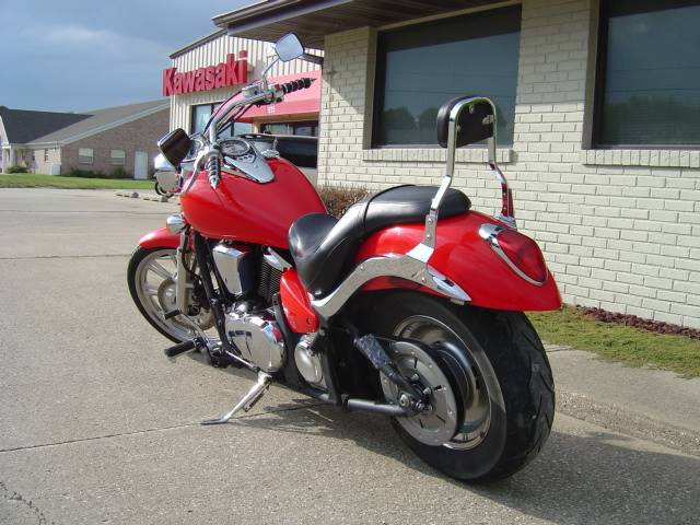 2008 Kawasaki Vulcan® 900 Custom in Winterset, Iowa