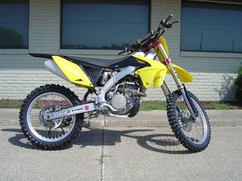 2016 Suzuki RM-Z250 in Winterset, Iowa