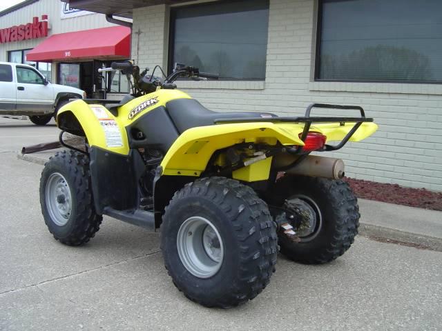 2005 Suzuki Ozark™ 250 LT-F250 in Winterset, Iowa