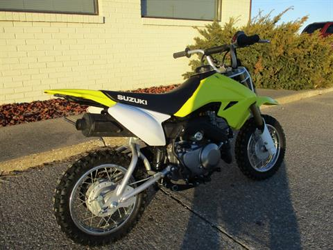 2015 Suzuki DR-Z70 in Winterset, Iowa