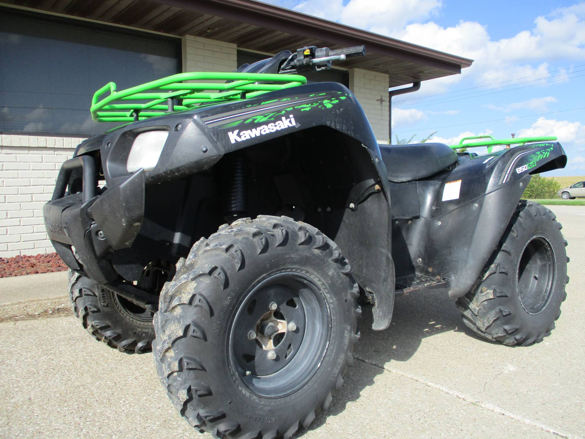 2011 Kawasaki Brute Force® 650 4x4 in Winterset, Iowa - Photo 4