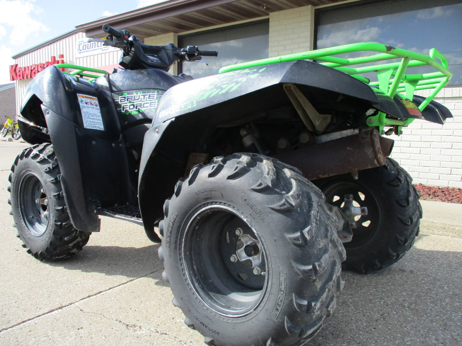 2011 Kawasaki Brute Force® 650 4x4 in Winterset, Iowa - Photo 6