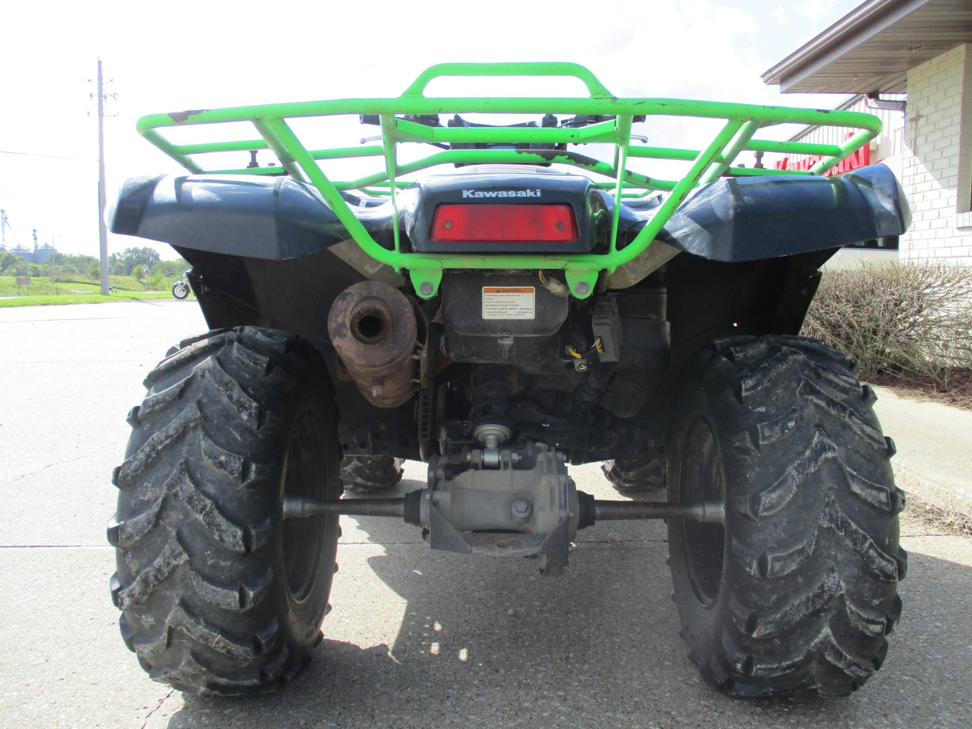 2011 Kawasaki Brute Force® 650 4x4 in Winterset, Iowa - Photo 8