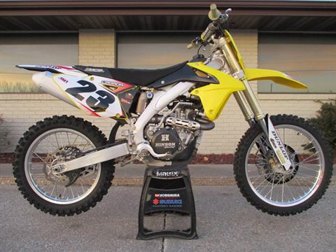 2015 Suzuki RM-Z450 in Winterset, Iowa - Photo 1
