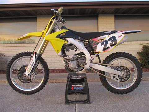 2015 Suzuki RM-Z450 in Winterset, Iowa - Photo 2