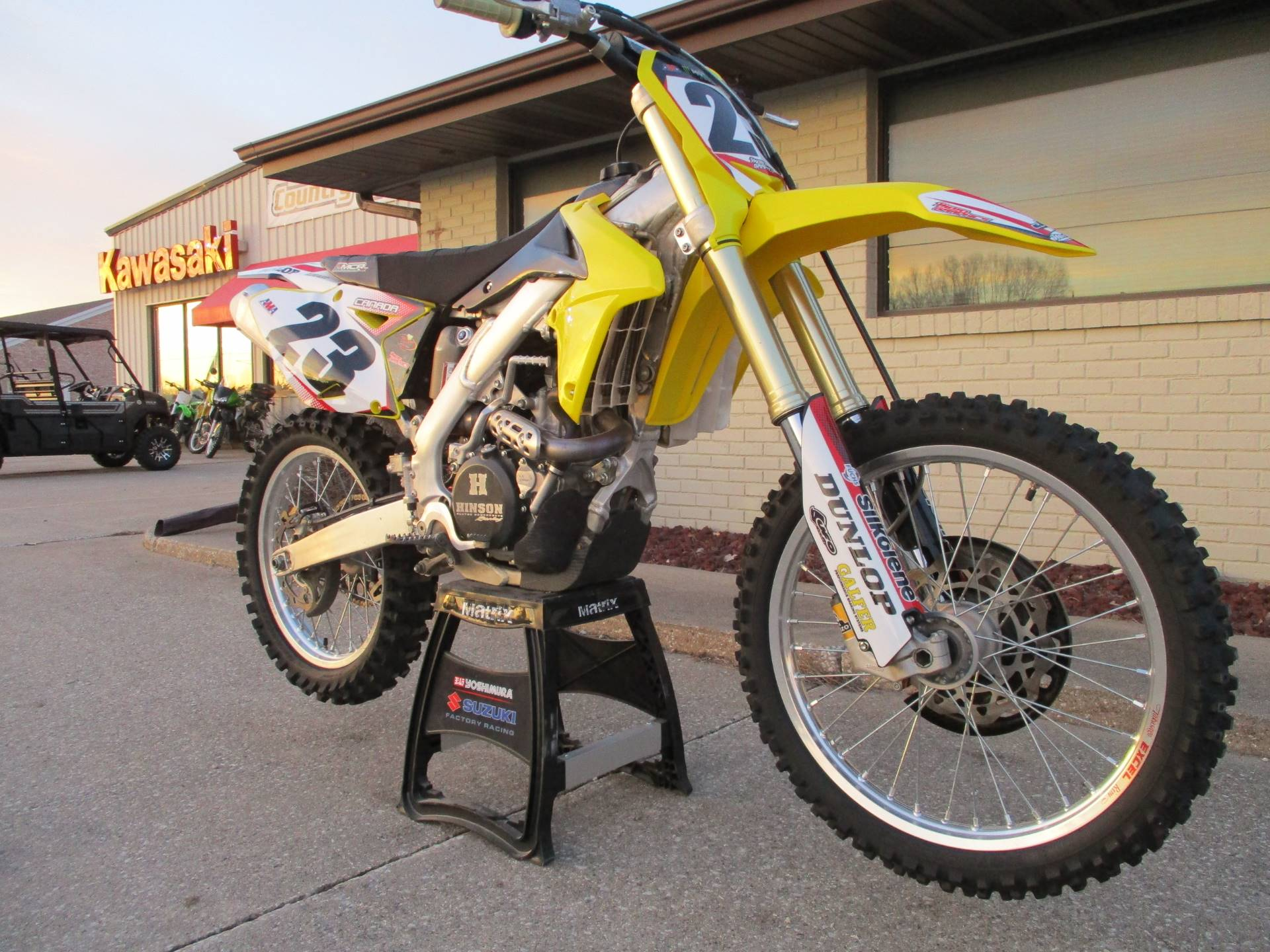 2015 Suzuki RM-Z450 in Winterset, Iowa - Photo 3