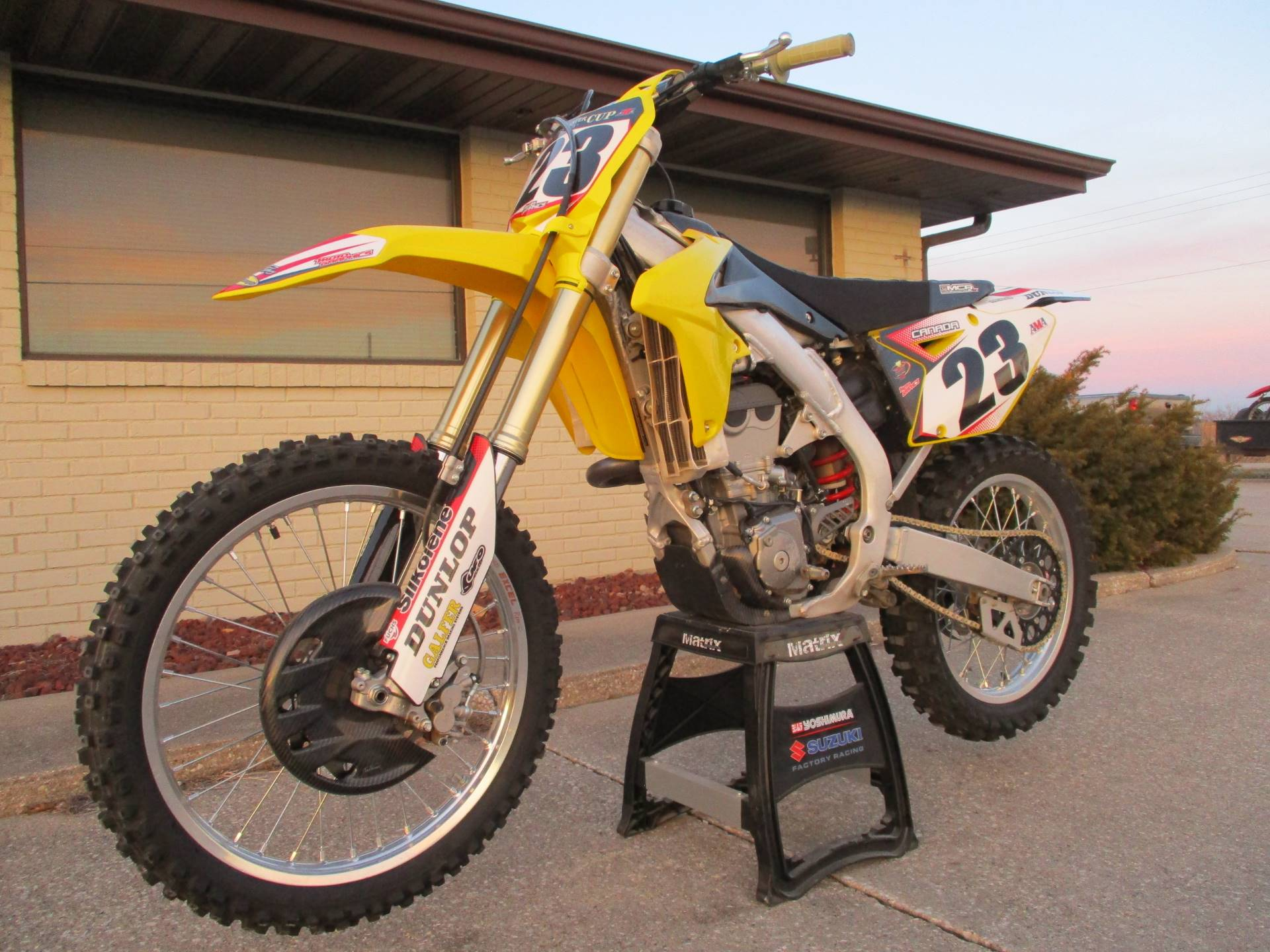 2015 Suzuki RM-Z450 in Winterset, Iowa - Photo 4