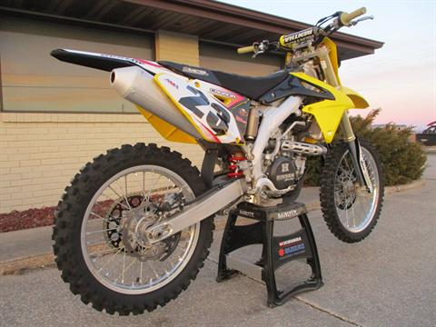 2015 Suzuki RM-Z450 in Winterset, Iowa - Photo 5