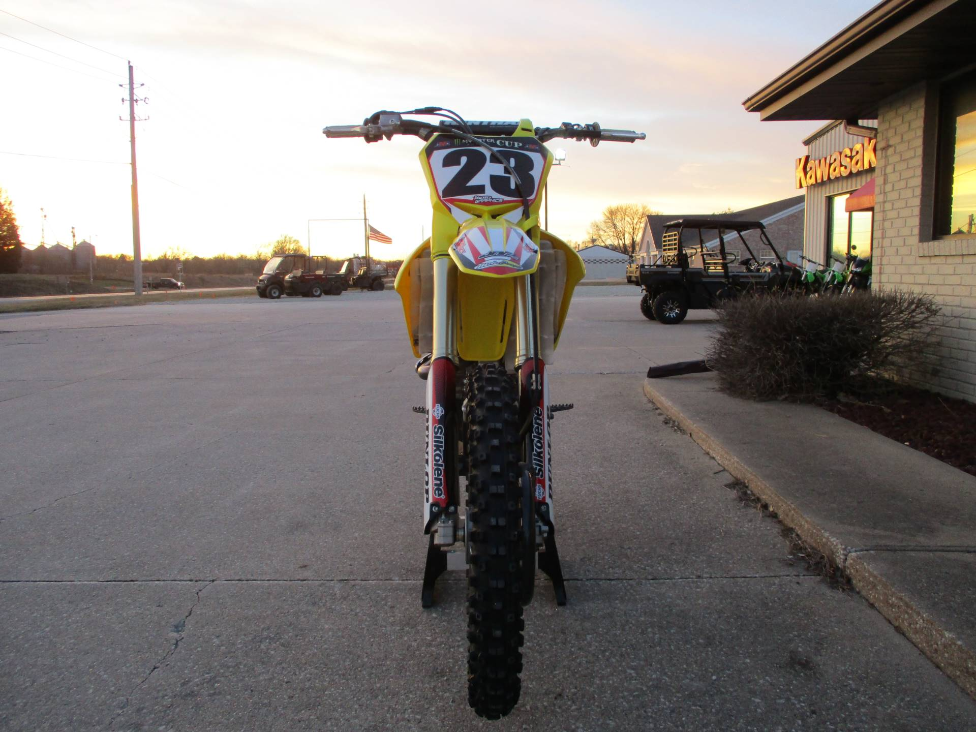 2015 Suzuki RM-Z450 in Winterset, Iowa - Photo 7