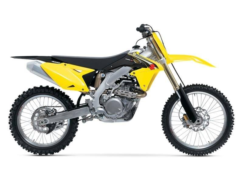 2016 Suzuki RM-Z450 in Winterset, Iowa - Photo 1