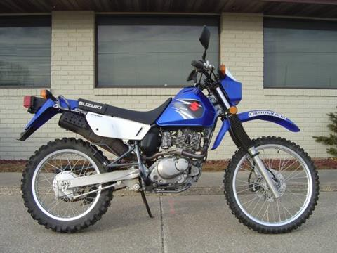 2007 Suzuki DR200SE in Winterset, Iowa