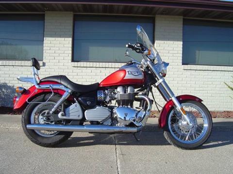2002 Triumph Bonneville America in Winterset, Iowa