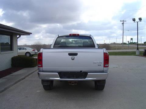 2005 Dodge Ram 1500 Quad Cab 4x4 in Winterset, Iowa