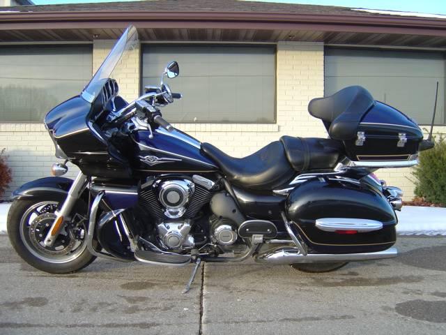 2013 Kawasaki Vulcan® 1700 Voyager® in Winterset, Iowa
