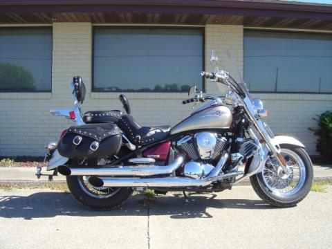 2009 Kawasaki Vulcan® 900 Classic LT in Winterset, Iowa