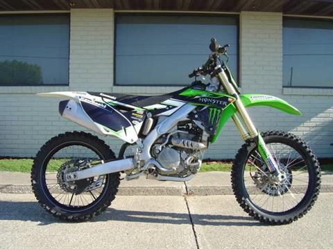 2014 Kawasaki KX™250F in Winterset, Iowa