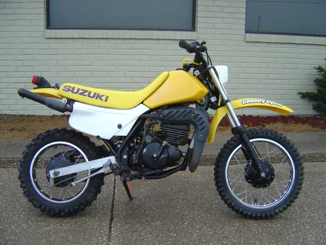 1998 Suzuki DS80 in Winterset, Iowa - Photo 1