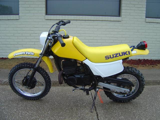 1998 Suzuki DS80 in Winterset, Iowa - Photo 2