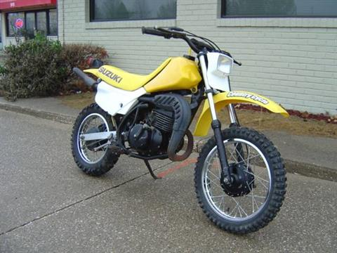 1998 Suzuki DS80 in Winterset, Iowa - Photo 3