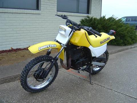 1998 Suzuki DS80 in Winterset, Iowa - Photo 4