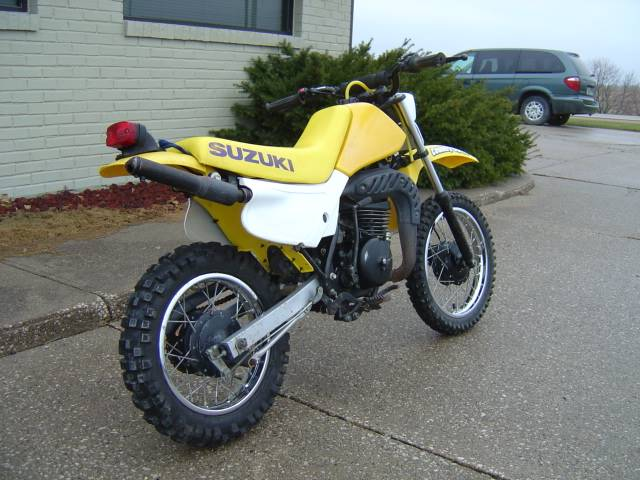 1998 Suzuki DS80 in Winterset, Iowa - Photo 5