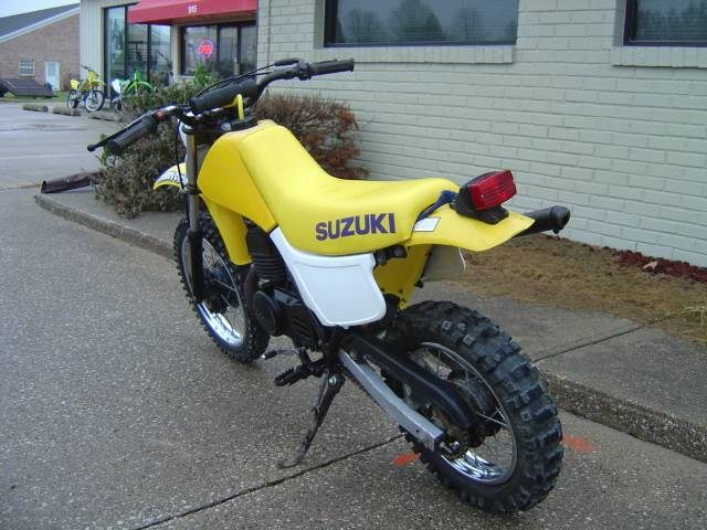 1998 Suzuki DS80 in Winterset, Iowa