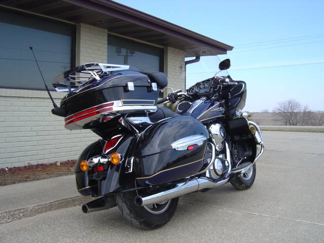 2013 Kawasaki VulcanR 1700 VoyagerR ABS In Winterset Iowa